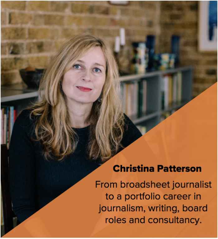 Christina Patterson- Transitions