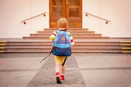 Helping your child cope with transition to big school