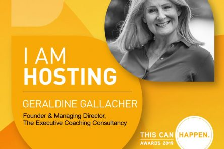 Geraldine Gallacher- This Can Happen