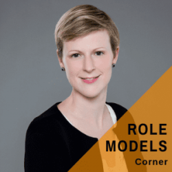 Role Model Corner- Louisa Symington-Mills
