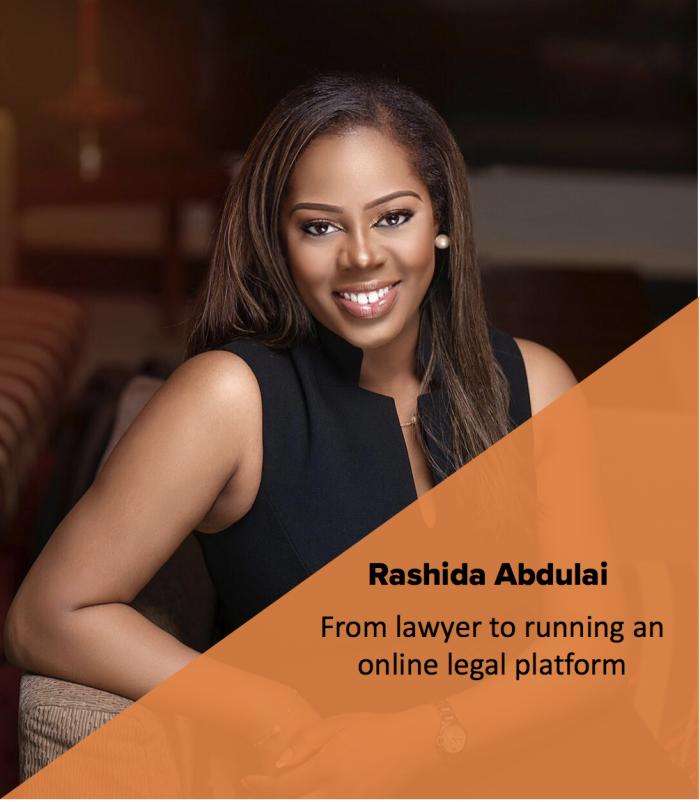 Rashida Abdulai- Transitions
