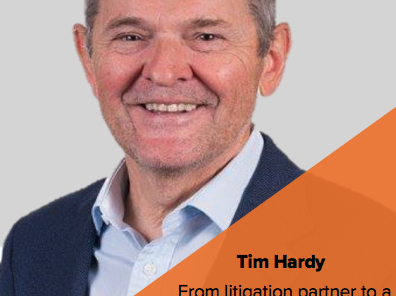 Tim Hardy on Transitions