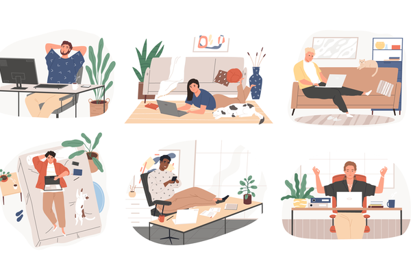 Tips from our ASEAN team on how to find a remote working style that suits