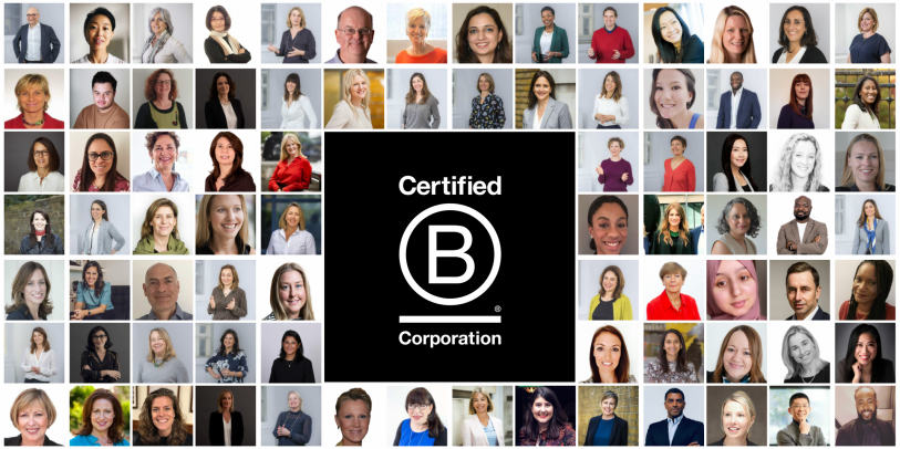 The Executive Coaching Consultancy certifies B-Corp status