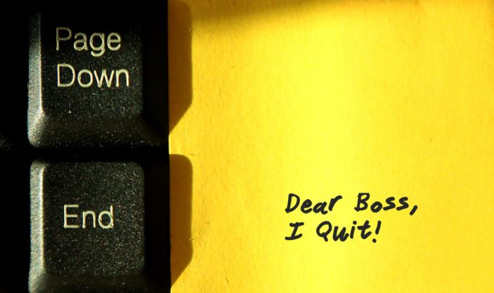 Dear boss, I quite picture
